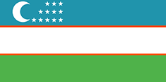 country Usbekistan